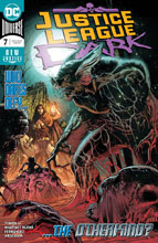 Image: Justice League Dark #7 - DC Comics