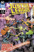 Image: Justice League Annual #1 - DC Comics
