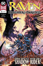 Image: Raven: Daughter of Darkness #12 - DC Comics