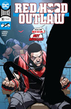 Image: Red Hood: Outlaw #30 - DC Comics