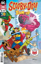 Image: Scooby-Doo Team-Up #45 - DC Comics