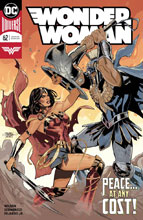 Image: Wonder Woman #62 - DC Comics