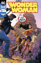 Image: Wonder Woman #63 - DC Comics