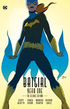 Image: Batgirl: Year One - The Deluxe Edition HC  - DC Comics