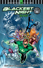 Image: Blackest Night Saga  (DC Essential Edition) SC - DC Comics