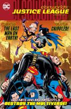 Search: Justice League Crisis Maquette: Two Earths Owlman
