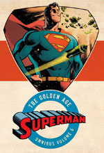 Image: Superman: The Golden Age Omnibus Vol. 06 HC  - DC Comics