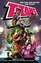 Image: Titans Vol. 05: The Spark SC  - DC Comics