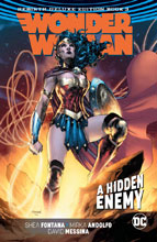 Image: Wonder Woman Rebirth Deluxe Collection Book 03 HC  - DC Comics
