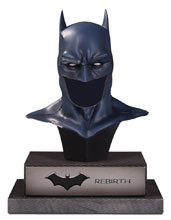 Image: DC Gallery: Batman Rebirth Cowl  - DC Comics