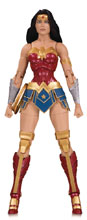 Image: DC Essentials Action Figure: Wonder Woman  - DC Comics