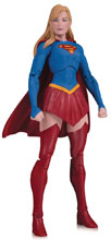 Image: DC Essentials Action Figure: Supergirl  - DC Comics