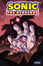 Image: Sonic the Hedgehog Vol. 02: The Fate of Dr. Eggman SC  - IDW Publishing