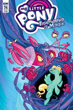 Image: My Little Pony: Friendship Is Magic #74 (cover A - Sherron) - IDW Publishing