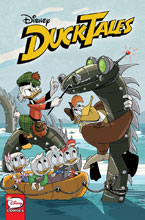 Image: Ducktales: Fowl Play SC  - IDW Publishing