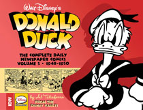 Image: Walt Disney Donald Duck Newspaper Comics Vol. 05 HC  - IDW Publishing