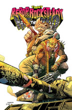 Image: Teenage Mutant Ninja Turtles: Bebop & Rocksteady Hit the Road SC  - IDW Publishing