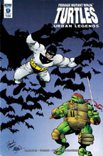 Image: Teenage Mutant Ninja Turtles: Urban Legends #9 (cover B - Fosco & Larsen) - IDW Publishing