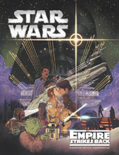 Image: Star Wars: The Empire Strikes Back Graphic Novel Adaption SC  - IDW Publishing