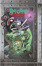 Image: Rick & Morty vs. Dungeons & Dragons Box Set  - IDW Publishing