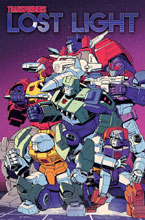 Image: Transformers: Lost Light Vol. 04 SC  - IDW Publishing