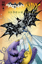 Image: Batman / The Maxx: Arkham Dreams #4 (cover A - Kieth) - IDW Publishing