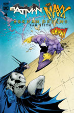 Image: Batman / The Maxx: Arkham Dreams #4 (cover B - Kieth) - IDW Publishing