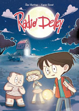 Image: Radio Delley GN  - IDW Publishing
