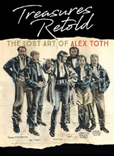 Image: Treasures Retold: The Lost Art of Alex Toth HC  - IDW Publishing