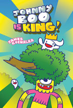 Image: Johnny Boo Vol. 09: Johnny Boo Is King HC  - IDW - Top Shelf