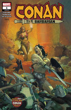 Image: Conan the Barbarian #1 - Marvel Comics