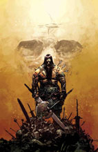 Image: Conan the Barbarian #1 (variant cover - Zaffino)  [2019] - Marvel Comics