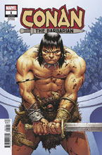 Image: Conan the Barbarian #1 (variant cover - Cassaday)  [2019] - Marvel Comics