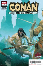 Image: Conan the Barbarian #2 - Marvel Comics