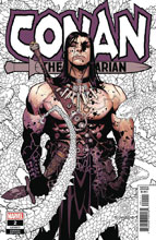 Image: Conan the Barbarian #2 (variant cover - Bachalo) - Marvel Comics