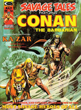 Image: True Believers: Conan - Secret of Skull River #1 - Marvel Comics