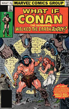 Image: True Believers: What If Conan Walked the Earth Today? #1 - Marvel Comics