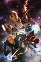 Image: Guardians of the Galaxy #1 (variant cover - Parel) - Marvel Comics