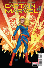 Image: Captain Marvel #1 - Marvel Comics