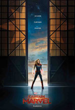 Image: Captain Marvel #1 (variant cover - Movie) - Marvel Comics