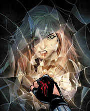 Image: Black Widow #1 (variant cover - Andolfo) - Marvel Comics