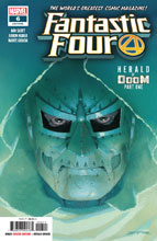 Image: Fantastic Four #6 - Marvel Comics