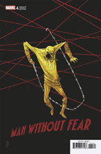 Image: Man Without Fear #4 (variant cover - Shalvey) - Marvel Comics