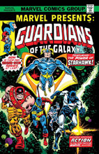 Image: Guardians of the Galaxy: Marvel Presents Facsimile Edition #3 - Marvel Comics