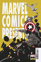 Image: Marvel Comics Presents #1 (variant cover - Martin) - Marvel Comics