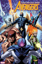 Image: Avengers #13 (variant Guardians of the Galaxy cover - Zircher) - Marvel Comics