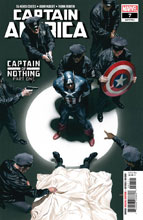 Image: Captain America #7 - Marvel Comics