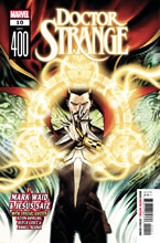 Image: Doctor Strange #10 - Marvel Comics