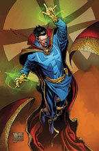 Image: Doctor Strange #10 (variant cover - Quesada) - Marvel Comics
