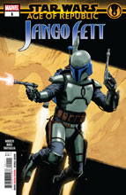 Image: Star Wars: Age of Republic - Jango Fett #1 - Marvel Comics